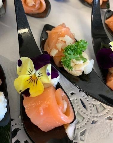 Traiteur Tip-Top - Menu's voor catering
