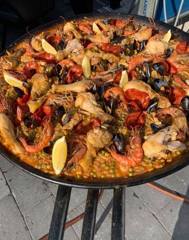 Traiteur Tip-Top - Spaans buffet & paella