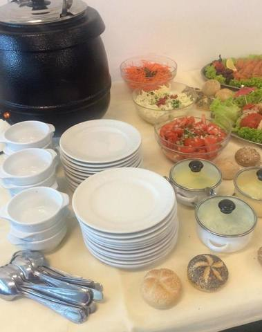 Traiteur Tip Top - Catering verenigingen